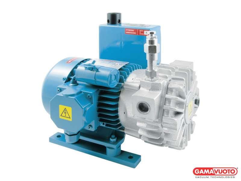 Ölgeschmierte Pumpen - 10-25 mc/h