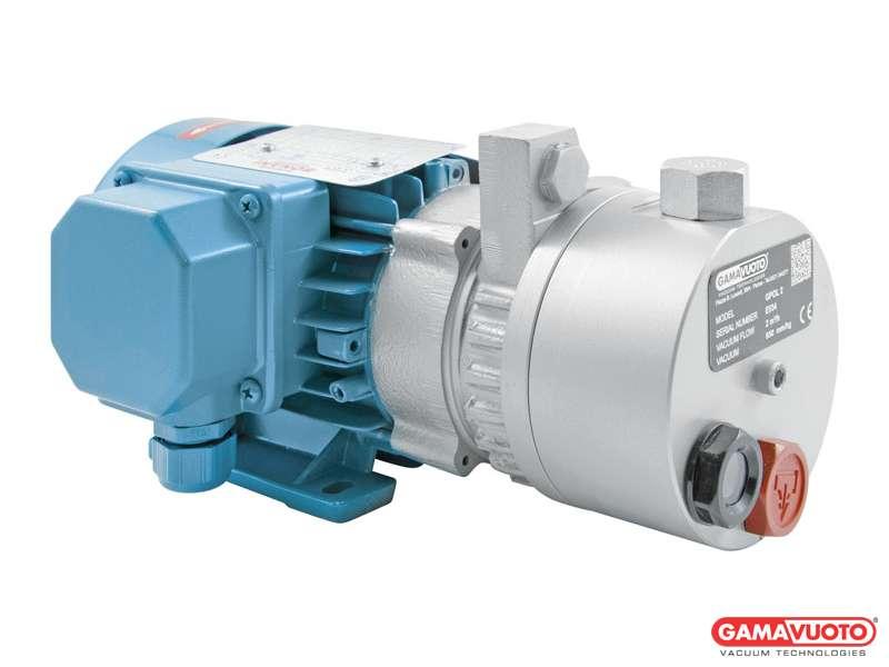 Ölgeschmierte Pumpen - 2-4 mc/h