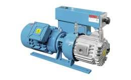 Vakuumpumpen mit Schmierung und Ölabscheiderkartusche G series - 25-35 mc/h