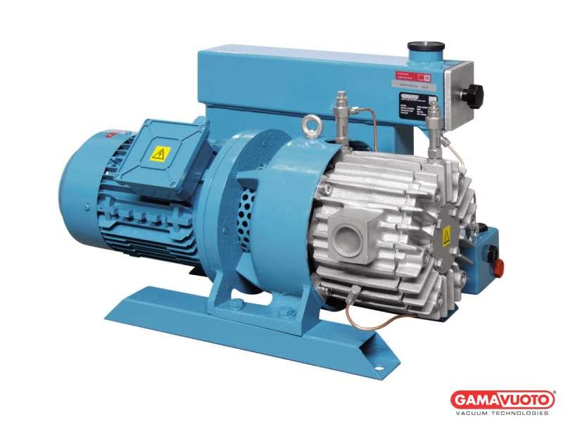 Vakuumpumpen mit Schmierung und Ölabscheiderkartusche G series - 40-75 mc/h