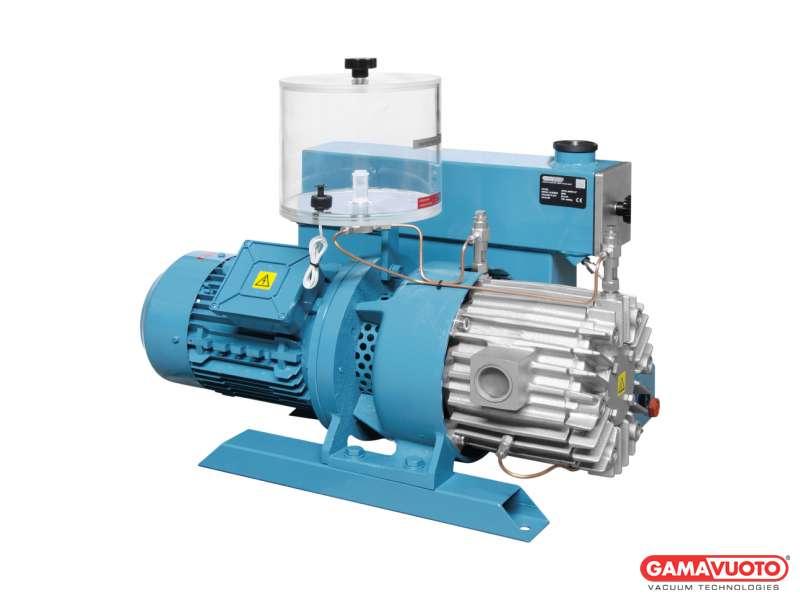 Vakuumpumpen mit verbrauchssmierung und Ölabscheiderkartusche G series - 90-105 mc/h