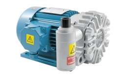Vacuum pumps without lubrication - 6-10 mc/h
