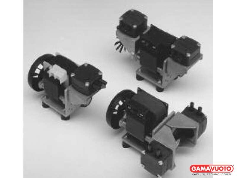Mini-Rotations-Membranpumpen GMS-GMD